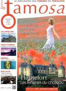 2015 EpHemeres magazine Famosa n°13 couverture