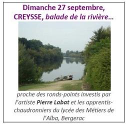 2015 Balade CREYSSE 27 septembre
