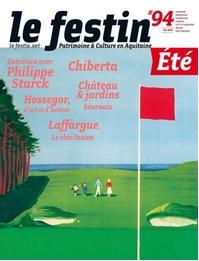2015 Ephemeres Le Festin magazine 94 couverture