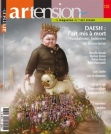 2015 Ephemeres Magazine Artension 132 couverture