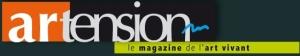 Logo artension magazine