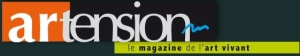 Logo artension magazine