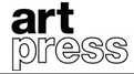 logo artpress magazine