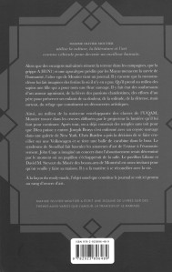 """extrait 2 """"Journal d'un étudiant en histoire de l'Art"""", Moutier"""