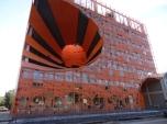 La Sucrière accueille depuis 2003 la Biennale d'art contemporain de Lyon