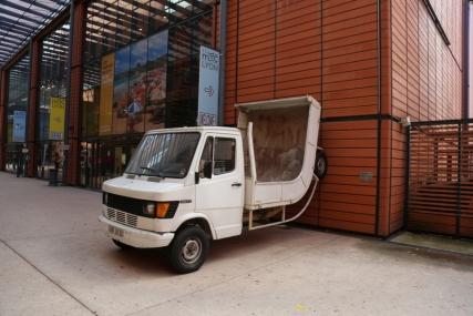 Truck de Erwin WURM