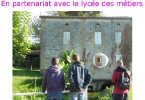 2015 EPHEMERES lycée des Métiers