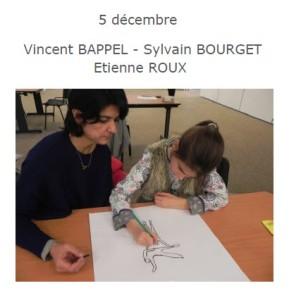 5 décembre 2015 Ateliers
