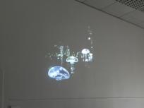 Yves CHAUDOUËT présente ses méduses des grandes profondeurs