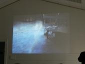 Yves CHAUDOUËT présente ses poissons des grandes profondeurs
