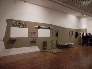 La Caravane des armées de Chantal RAGUET, exposition KARAVAN, Espace culturel François Mitterrand, Périgueux