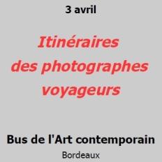 2016 Sortie Culturelle BAC Bordeaux Itineraires photographes voyageurs