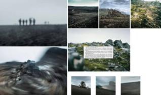 """expo """"Abjure"""" David BART, dans l'espace St REMI, oeuvres extraites du Dossier de presse-Agence Révélateur, 26e ITINÉRAIRES DES PHOTOGRAPHES VOYAGEURS BORDEAUX 2016"""