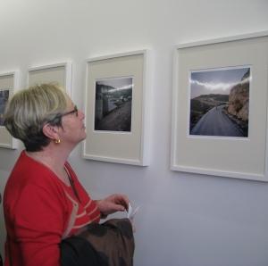 Patrick TABERNA expo De sable et de vent, Arrêt sur l'Image