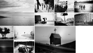 """expo """"EUROPE"""" Jef BONIFACINO, dans l'espace St REMI, photos extraites du Dossier de presse-Agence Révélateur, 26e ITINÉRAIRES DES PHOTOGRAPHES VOYAGEURS BORDEAUX 2016"""