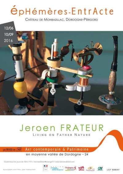 ©photographie Jeroen FRATEUR, graphisme Frédérique BRETIN