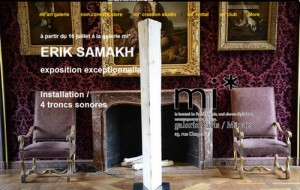 2016 Erik SAMAKH Mi* Gallery 16-31 juillet