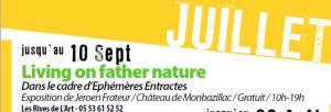 2016 LA RAPIETTE agenda EPHEMERES ENTRACTE 2016 FRATEUR à Monbazillac