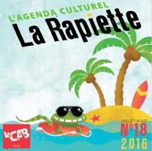2016 La RAPIETTE N° 18 couverture