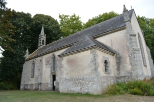 au Sourn, chapelle St Jean