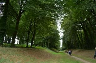 le parc des sculptures du domaine de kerguehennec