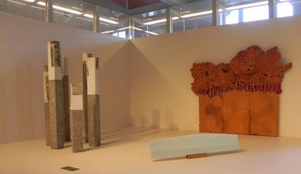 Sculptures et installation