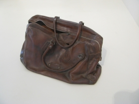 "sculpture, ""bob's bag"", Marilyne Levine, céramique"