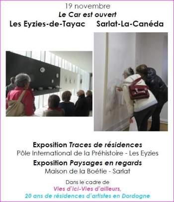 2016-residences-20-ans-sortie-culturelle-expos-les-eyzies-sarlat
