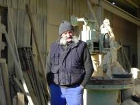2017 Jean-François NOBLE dans son atelier