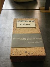 2017 Jean-François Noble : clin d'œil à Robert Filliou