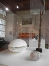 Exposition Dominique MARCHES, 2017 ; Vitrine 3