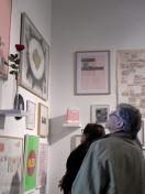 Exposition Dominique MARCHES, 2017 ; Les Rives de l'Art, Château de Monbazillac
