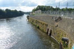 2017 visite du Barrage EDF de Tuilières (17)
