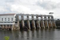 barrage EDF de Tuilières