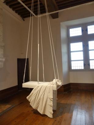 """2018 Exposition « RIEN D'IMPOSSIBLE » """"Expériences de vol"""" de Kristina Depaulis"""