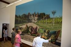 2018 exposition de Vincent Olinet au château de Monbazillac©Alain VERGEZ (2)