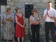 2018 vernissage de l'exposition Vincent Olinet au château de Monbzillac (11)
