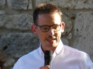 2018 vernissage de l'exposition Vincent Olinet au château de Monbzillac (14)
