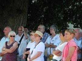 2018 vernissage de l'exposition Vincent Olinet au château de Monbzillac (6)