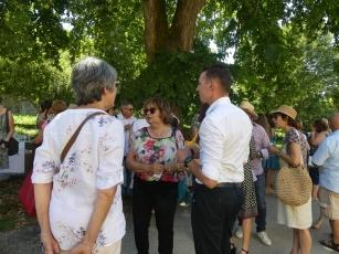 2018 vernissage exposition Vincent Olinet au château de Campagne (8)