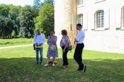 2018 vernissage exposition Vincent Olinet au château de Campagne©Veronique Audit (1)