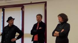 Hervé BRIANT, Jean-Pierre AVINENT, Roxane DURAFFOURG
