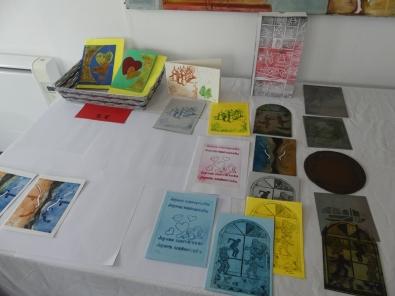 2019 visite de l'atelier de Rosario MARRERO (13)