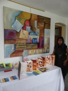 2019 visite de l'atelier de Rosario MARRERO (15)