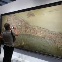 devant le plan de Venise (XVII ème s )
